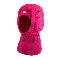Шапка-шлем для девочки  TuTu 117 арт. 3-004190 (48-52,52-56), фото 1