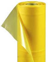Пленка тепличная желтая в размотку, 100мкм, ширина 6м