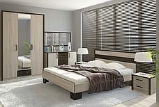 Модульная спальня Скарлет комплект