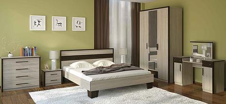 Модульная спальня Скарлет комплект, фото 3