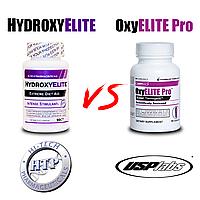 OxyELITE Pro vs HydroxyElite