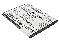 Аккумуляторная батарея CameronSino для смартфона Samsung Galaxy Grand Neo (GT-i9060), 2100mAh/7.98Wh, X-Longer