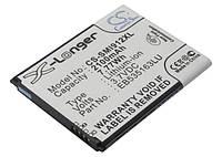 Аккумуляторная батарея CameronSino для смартфона Samsung Galaxy Grand Neo (GT-i9060), 2100mAh/7.98Wh, X-Longer, поддержка NFC!