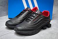 Кроссовки мужские Adidas Porsche Desighn, черные (14733),  [  41 42 43 44  ]