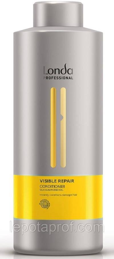 Кондиционер для поврежденных волос Londa Professional Visible Repair Conditioner, 1000 ml