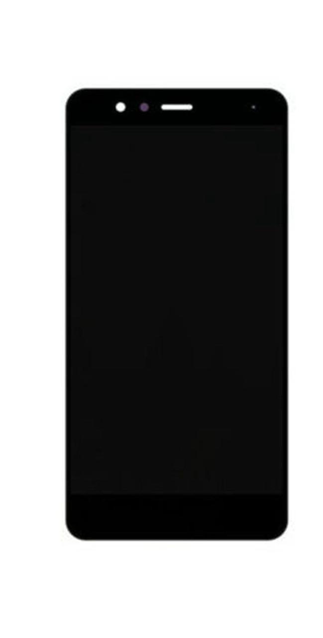 Дисплей (экран) для Huawei Nova 2 PIC-L29 2017 с сенсором (тачскрином) и рамкой черный
