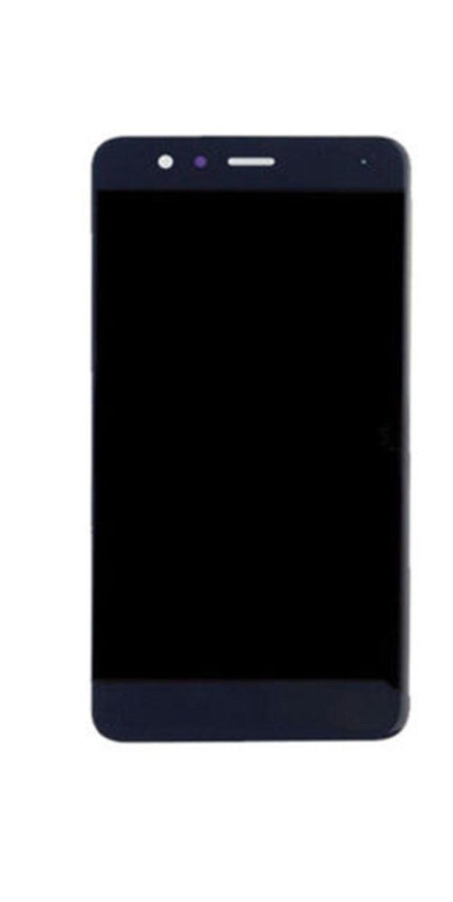 Дисплей (экран) для Huawei Nova 2 PIC-L29 2017 с сенсором (тачскрином) и рамкой синий