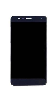 Дисплей (экран) для Huawei Nova 2 PIC-L29 2017 с сенсором (тачскрином) и рамкой синий, фото 2
