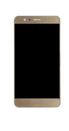 Дисплей (экран) для Huawei Nova 2 PIC-L29 2017 с сенсором (тачскрином) и рамкой золотистый, фото 2