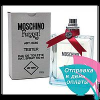 Moschino Funny EDT 100 мл TESTER женский