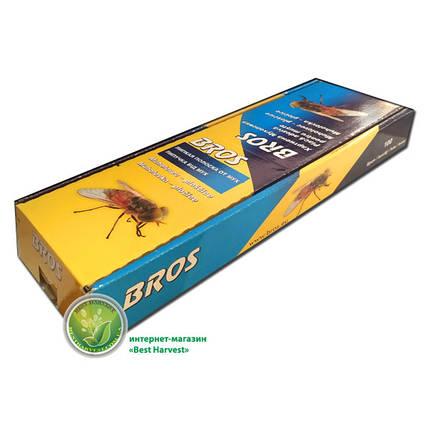 Липкая лента от мух Брос (офисная, плоская), оригинал, фото 2