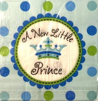 Салфетки Маленький Принц 10 шт