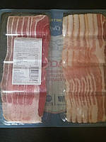 Бекон (BACON) венгерский сырокопченый- порционный по-200г. /вакуум/цена за 200г
