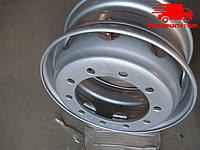 Диск колесный КАМАЗ 6520 R22,5. Под дисковые тормоза. 320-я резина.  Ціна з ПДВ.