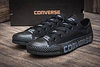 Кроссовки женские Converse, черные (2519-3),  [  37 38  ]