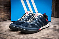 Кроссовки мужские Adidas Daroga, темно-синий (2522-2),  [  41 42 43 44  ]