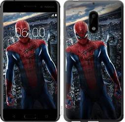 """Чехол на Nokia 6 Новый Человек-Паук """"3042c-898-328"""""""