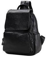 Женский рюкзак Olivia Leather NWBP27-9918A-BP, черный на 5л