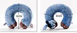 Дорожная подушка для детей от 5 лет, фото 4