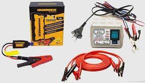 Пускозарядные и зарядные устройства