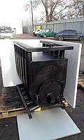 Канадская печь булерьян с водяным контуром  01-250 м3