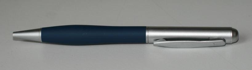 Металлическая ручка IVY BP под нанесение логотипа