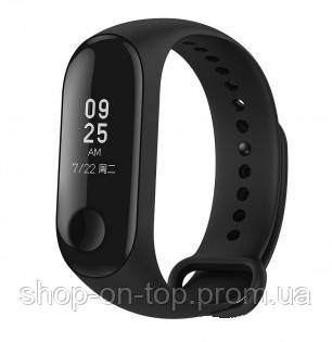 Ремешок для Mi Band 3 Black Original, фото 2