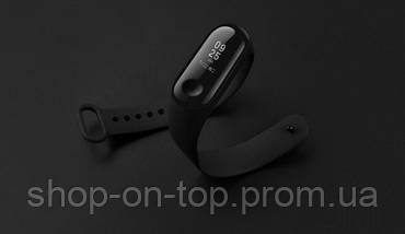 Ремешок для Mi Band 3 Black Original, фото 3