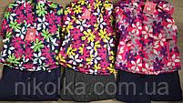 Комбинезон для девочек на флисе оптом (куртка +комбинезон), Taurus, 98-128 рр.,DL-613, фото 2