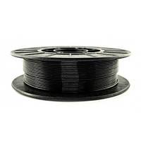 Черный PLA пластик для 3D печати (1,75 мм/0,5 кг)