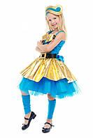 """Лялька LOL """"Леді Голд Luxe"""" карнавальний костюм для дівчинки"""