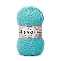 Nako Pure Wool 3,5 (Пур вул) 10705 100%шерсть