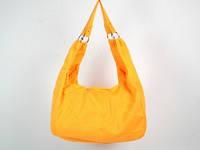 Сумка Collar женская желтая