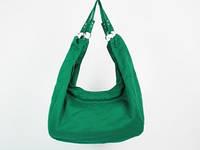 Сумка Collar женская зеленая