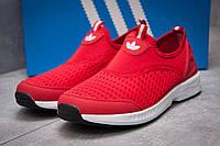Кроссовки мужские Adidas Summer Sport, красные (13561),  [  44 (последняя пара)  ]