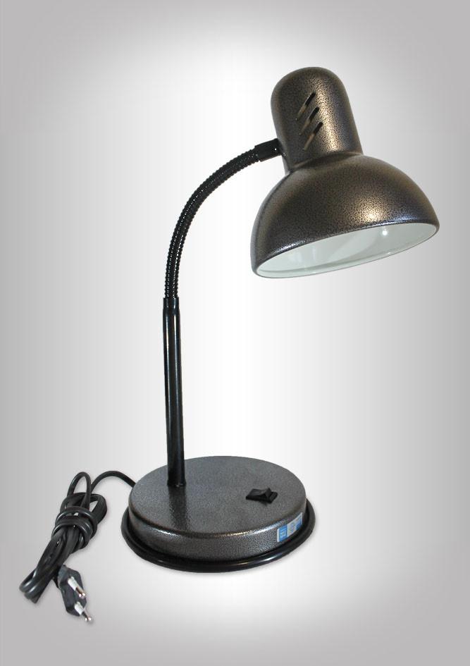 "Лампа настольная ""Старое серебро"" L-22 (ТМ LOGA Light)"