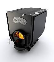 Піч опалювально-варильна булерьян Montreal Lux тип 02С зі склом