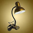 """Лампа - прищепка  """"Золото"""" L-120 (ТМ LOGA Light), фото 2"""