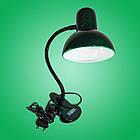 """Лампа прищепка  """"Изумруд"""" L-102 (ТМ LOGA Light), фото 2"""