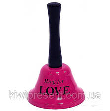 Колокольчик брелок сувенир LOVE  SEX  KISS, фото 3