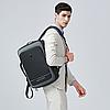 Новейший городской рюкзак Arctic Hunter оригинал с защитой от краж, водозащитой, крутой дизайн, фото 2