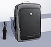 Деловой рюкзак Arctic Hunter оригинал с защитой от краж (B00227) для ноутбука 15.6, фото 3