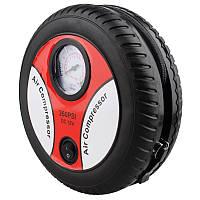 ➨Автомобильный компрессор Lesko 260 PSI для накачивания колес автомобиля питание от прикуривателя