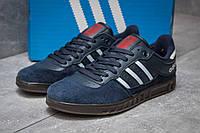 Кроссовки мужские Adidas Originals Handball Top, темно-синий (14471),  [  42 43  ]