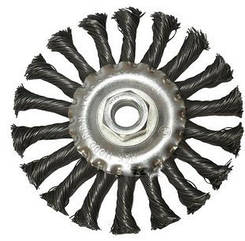 Щетка дисковая плетеная 115ММ М14 TWISTED Triton tools