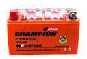 Аккумулятор мото CHAMPION 7AH YTX7A-BS (1) GEL, фото 2