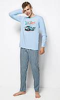 Пижама TARO 289 FRANEK AW18, размеры  146, 152, Польша, хлопок