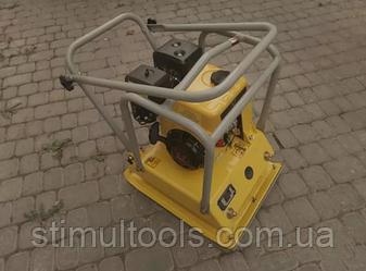 Виброплита Dro-Masz 90 кг