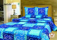 Полуторный постельный комплект Лиса 84