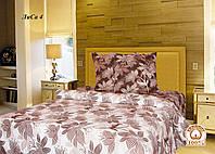 Двуспальное постельное белье Лиса 4